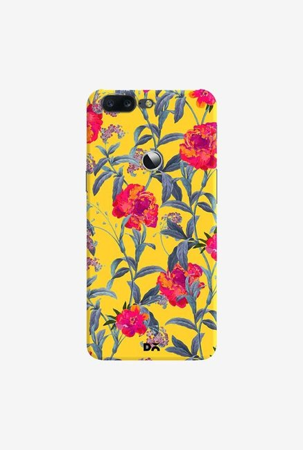 DailyObjects Come Into Bloom Case Cover For OnePlus 5T