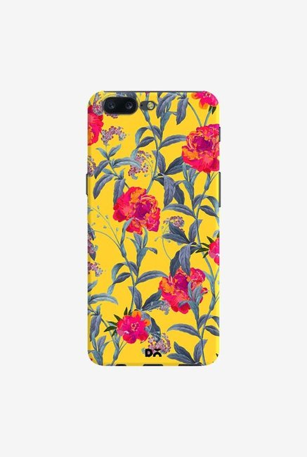 DailyObjects Come Into Bloom Case Cover For OnePlus 5