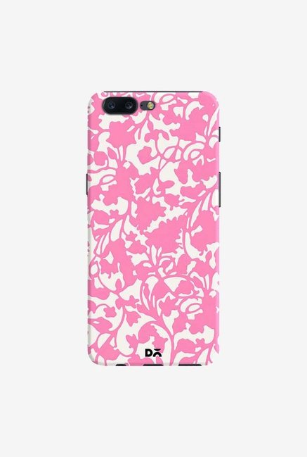 DailyObjects Earth Pink Case Cover For OnePlus 5
