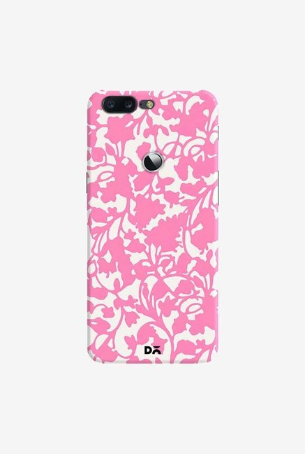 DailyObjects Earth Pink Case Cover For OnePlus 5T