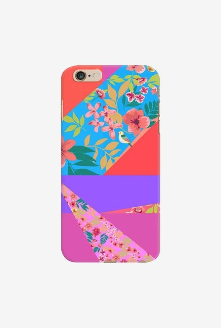 DailyObjects Floral Diagonals Case For iPhone 6 Plus