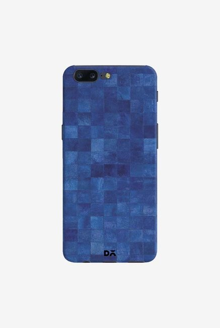 DailyObjects Inked Blue Case Cover For OnePlus 5