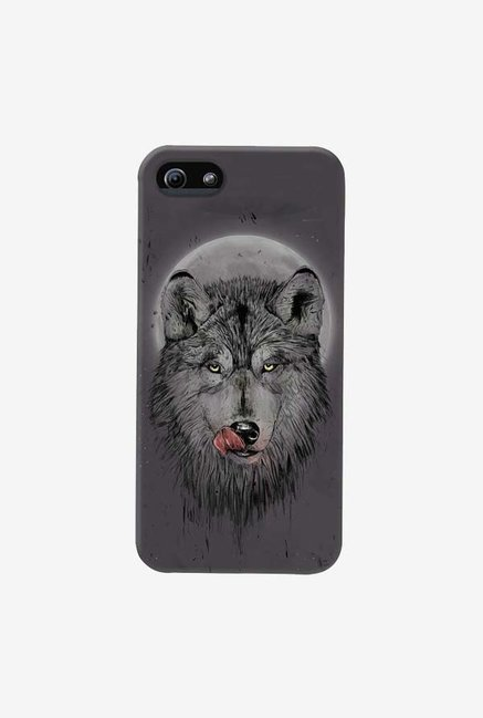 DailyObjects Dinner Time Dark Case For iPhone 5/5S