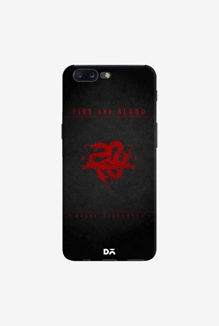 DailyObjects House Targaryen Case Cover For OnePlus 5
