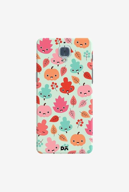 DailyObjects Kawaii Leaves Case Cover For OnePlus 3T