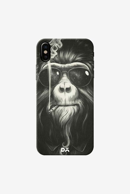 DailyObjects Smoke EM Case Cover For iPhone X