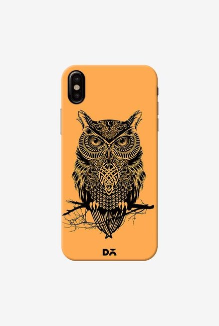 DailyObjects Warrior Owl Case Cover For iPhone XS