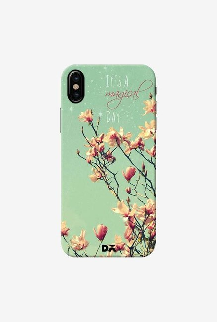 DailyObjects It Is A Magical Day Case Cover For iPhone X