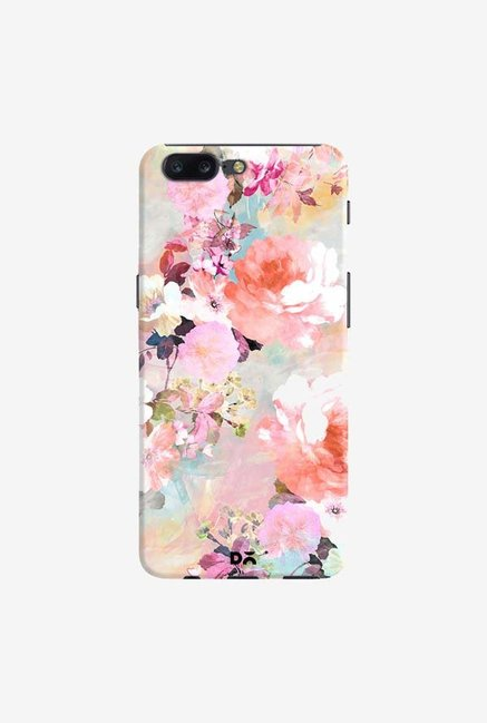 DailyObjects Love Of A Flower Case Cover For OnePlus 5