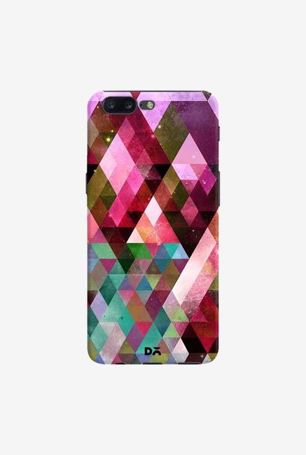 DailyObjects Myshmysh Case Cover For OnePlus 5