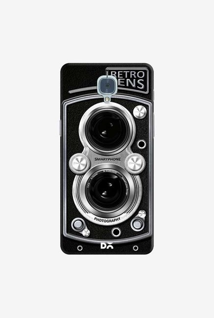 DailyObjects Camera Retro Lens Case Cover For OnePlus 3T