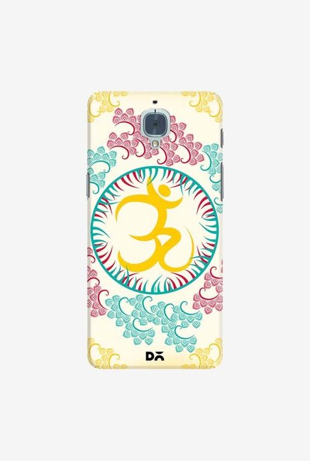 DailyObjects Chant Om Case Cover For OnePlus 3T