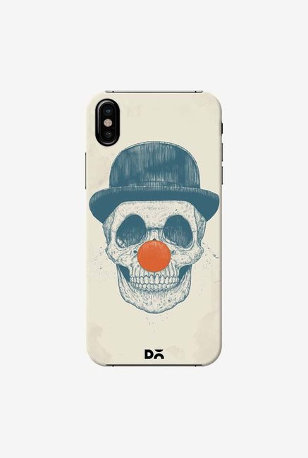 DailyObjects Dead Clown Case Cover For iPhone XS