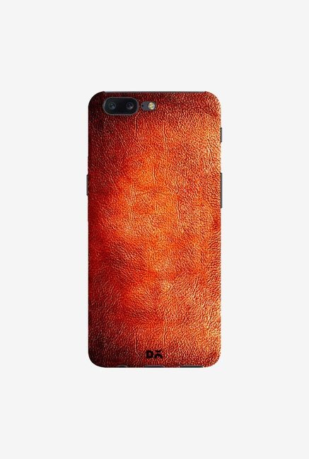 DailyObjects Shades of Brown Print Case Cover For OnePlus 5