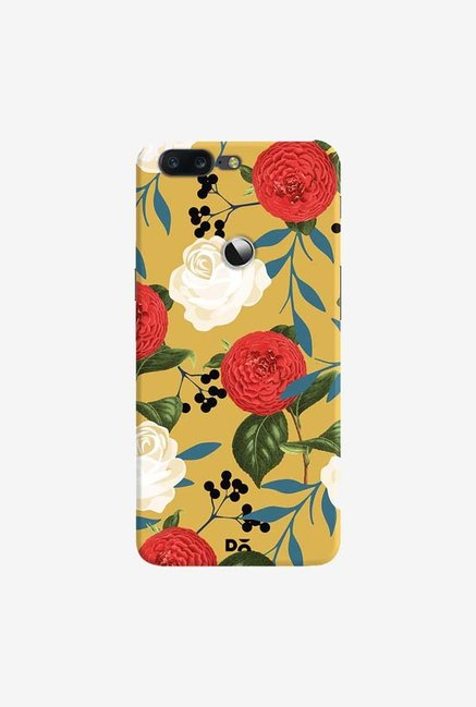 DailyObjects Floral Obsession Case Cover For OnePlus 5T