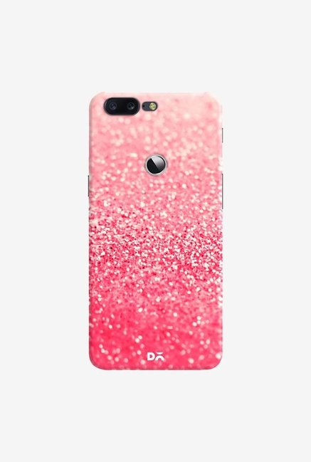 DailyObjects Gatsby Coral Case Cover For OnePlus 5T