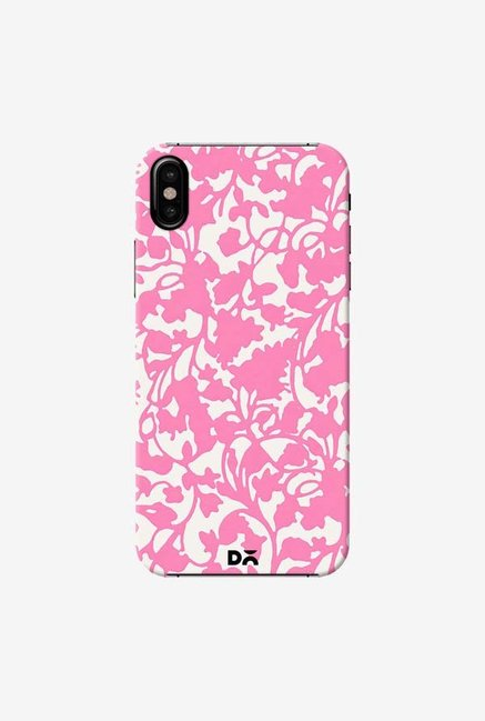DailyObjects Earth Pink Case Cover For iPhone XS