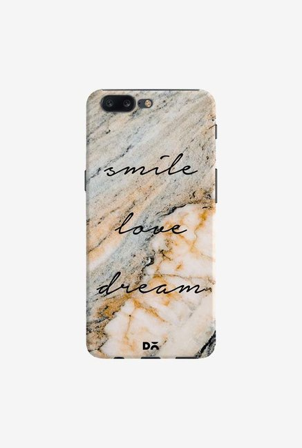 DailyObjects Smile Love Dream Case Cover For OnePlus 5