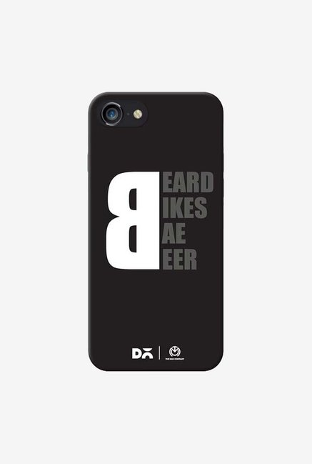 DailyObjects BAE Beard Case Cover For iPhone 8