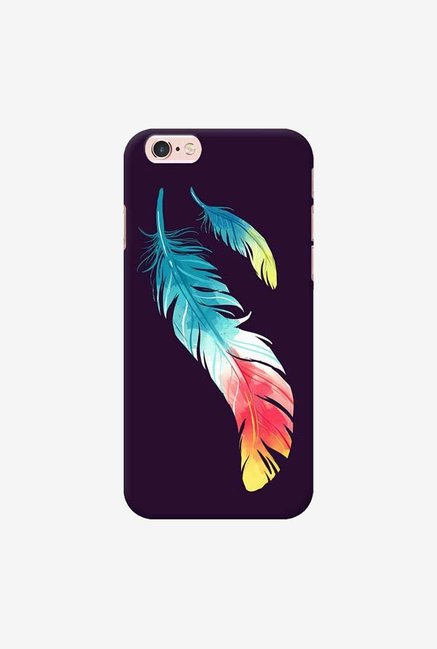 DailyObjects Feather In Colors Case For iPhone 6s