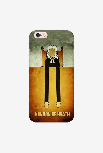 DailyObjects Kanoon Ke Haath Case For iPhone 6s