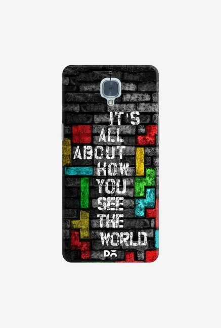 DailyObjects How You See The World Case Cover For OnePlus 3T