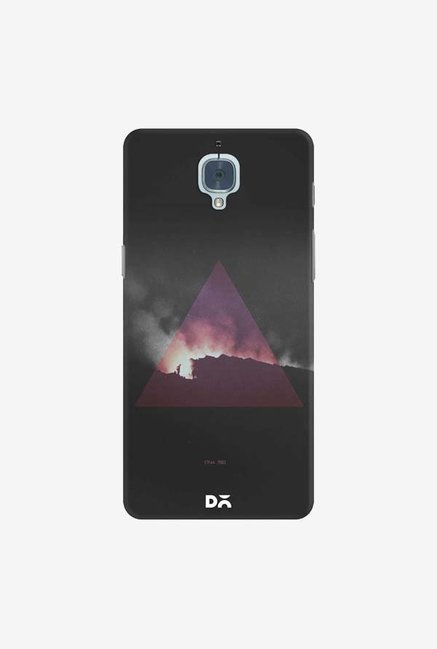 DailyObjects Etna Shadow Case Cover For OnePlus 3T
