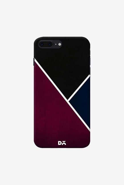 DailyObjects Red And Royal Case Cover For iPhone 7 Plus