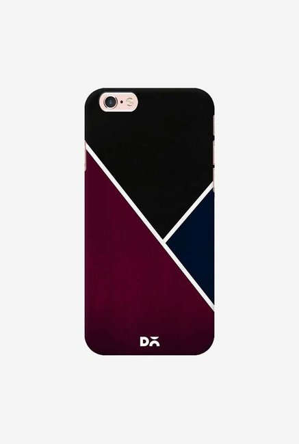 DailyObjects Red And Royal Case Cover For iPhone 6S