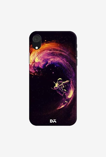 DailyObjects Space Surfing Case Cover For iPhone XR