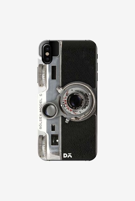 DailyObjects Bolsey Vintage Camera Case Cover For iPhone X
