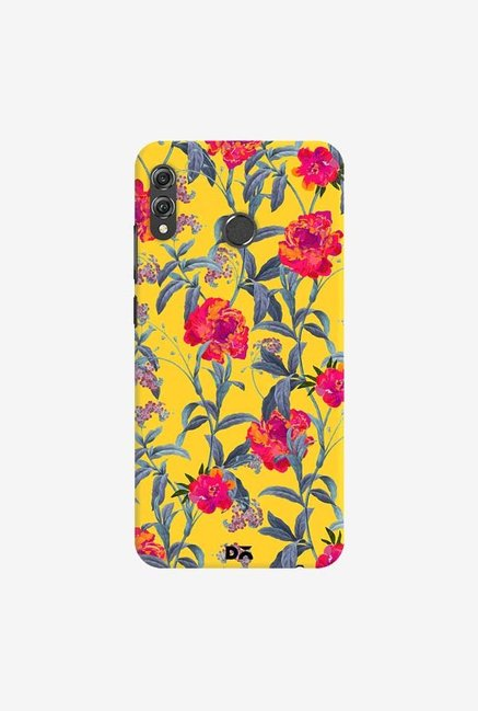 DailyObjects Come Into Bloom Case Cover For Huawei Honor 8X
