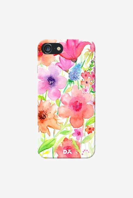 DailyObjects Spanish Wild Flower 2 Case Cover For iPhone 8