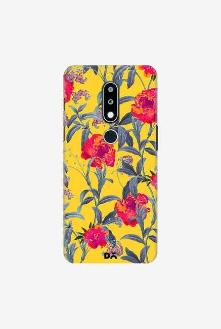 DailyObjects Come Into Bloom Case Cover For Nokia 6.1 Plus