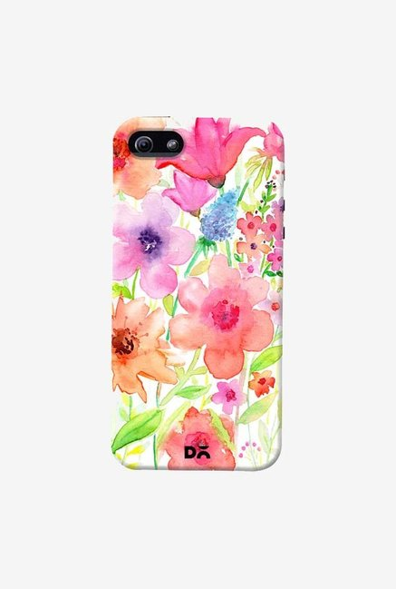 DailyObjects Spanish Wild Flower 2 Case Cover For iPhone 5/5S
