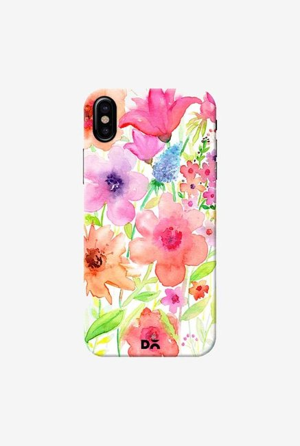 DailyObjects Spanish Wild Flower 2 Case Cover For iPhone X