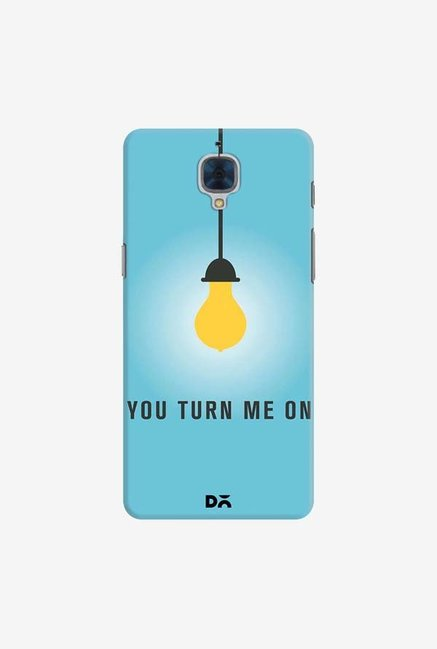 DailyObjects You Turn Me On Case For OnePlus 3T