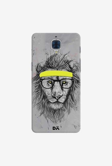 DailyObjects Hipster Lion Case For OnePlus 3T