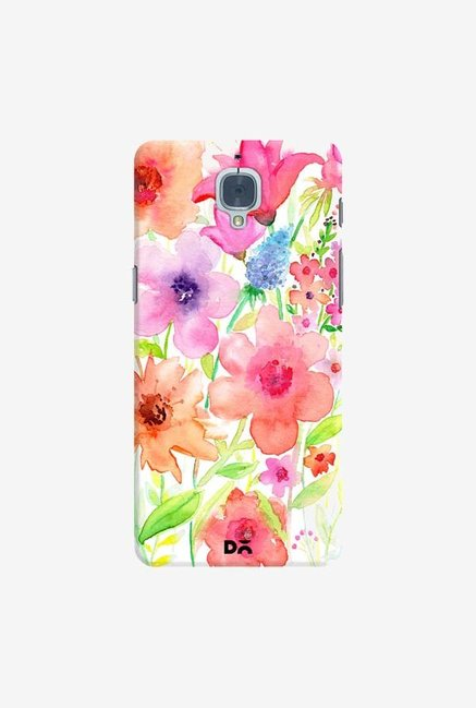 DailyObjects Spanish Wild Flower 2 Case Cover For OnePlus 3T