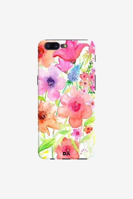 DailyObjects Spanish Wild Flower 2 Case Cover For OnePlus 5