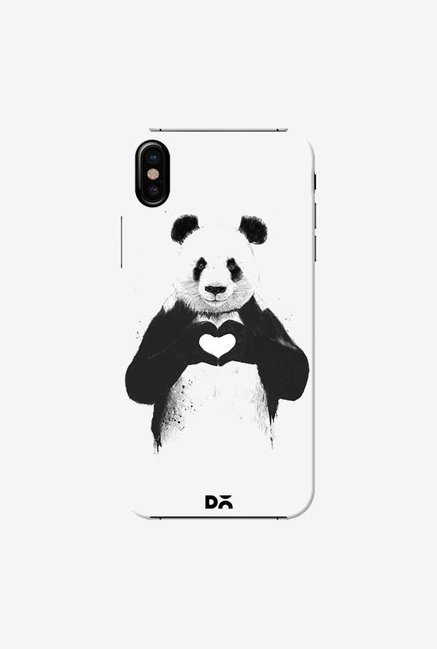 DailyObjects All You Need Is Love Case Cover For iPhone X