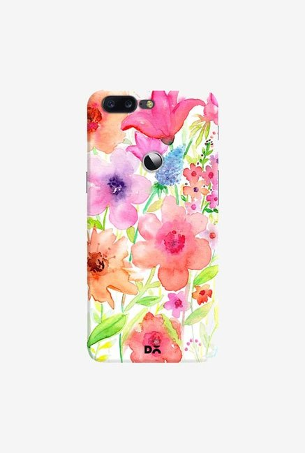 DailyObjects Spanish Wild Flower 2 Case Cover For OnePlus 5T
