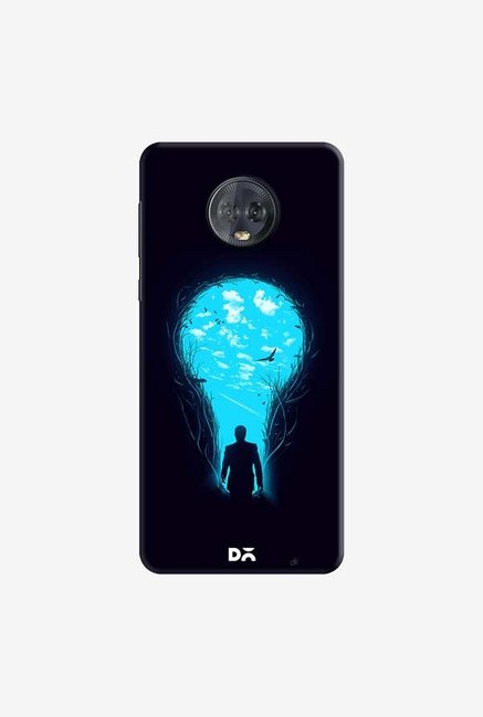 DailyObjects Bright Side Case Cover For Motorola Moto G6 Plus