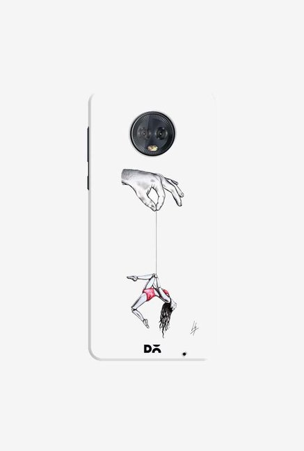 DailyObjects By A Thread Case Cover For Motorola Moto G6 Plus