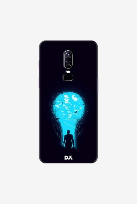 DailyObjects Bright Side Case Cover For OnePlus 6