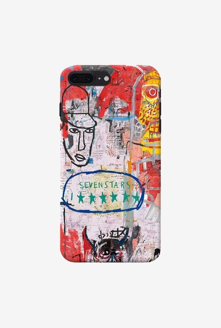 DailyObjects Basquiat Style 2 C Case Cover For iPhone 8 Plus