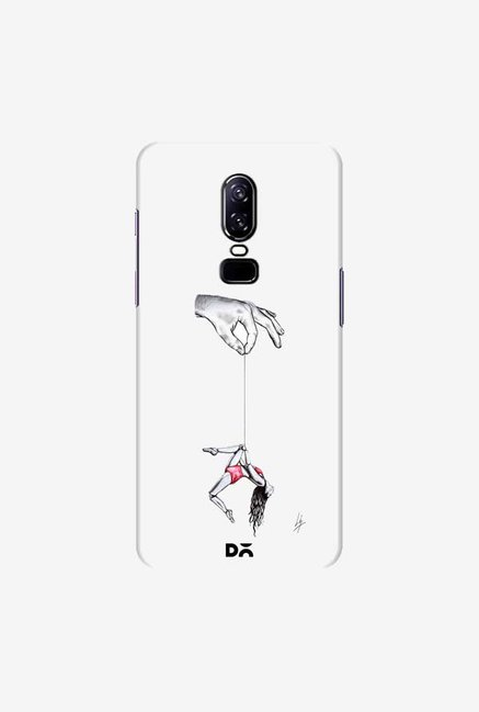 DailyObjects By A Thread Case Cover For OnePlus 6