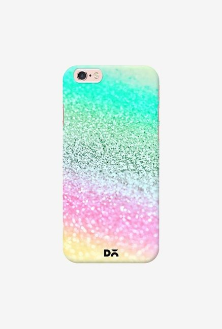 DailyObjects Unicorn Rainbow Glitter Case Cover For iPhone 6S