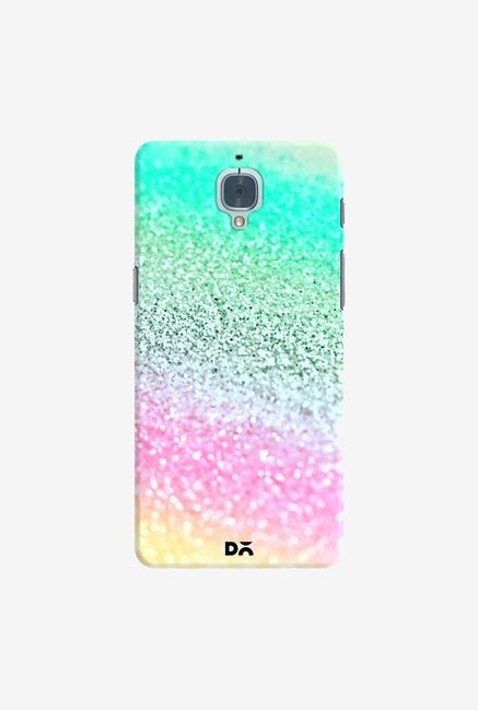 DailyObjects Unicorn Rainbow Glitter Case Cover For OnePlus 3T