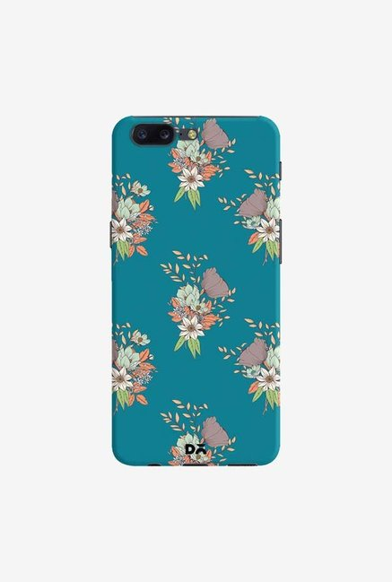 DailyObjects Botanical Pattern 4 Case Cover For OnePlus 5